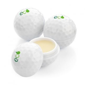 Golf Ball Shaped Lip Balm