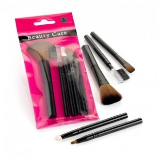 Branded Makeup Brush and Applicator Set