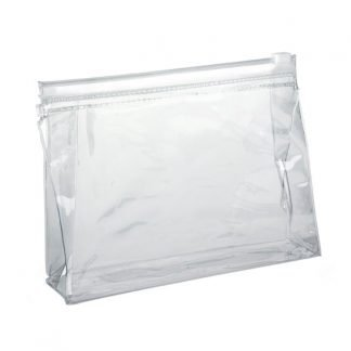 Tall Clear Toiletry Bag