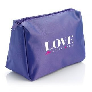 Branded Nylon Travel Bag