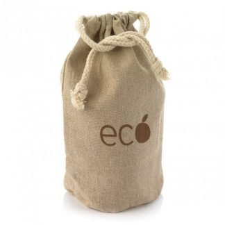 Branded Hemp Drawstring Bag