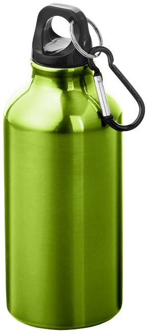 apple Green Carabiner Drinking Bottle