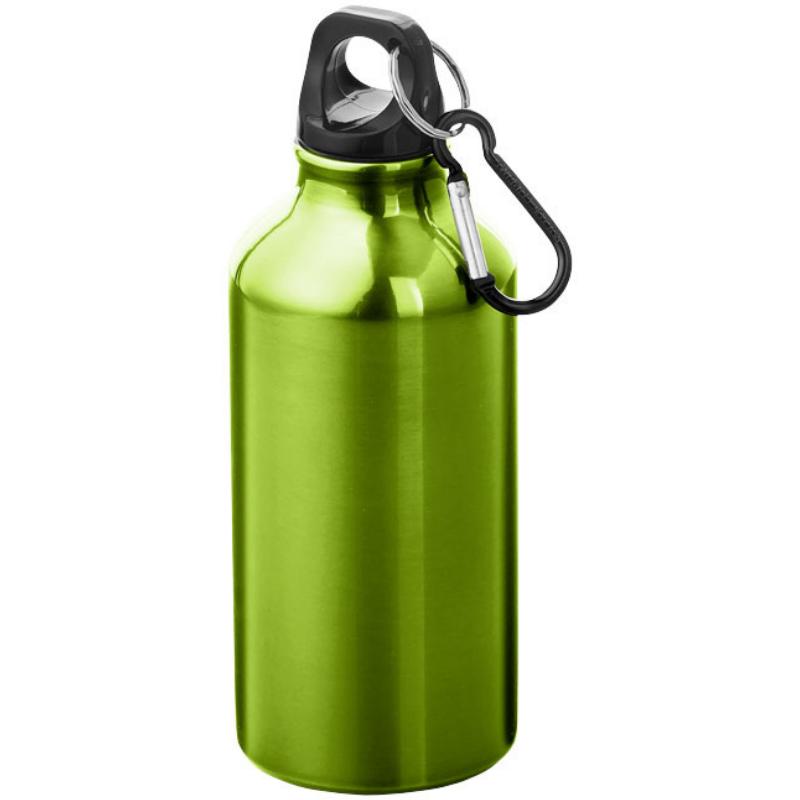 Apple Green Carabiner Drinking Bottle