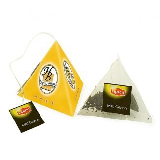 Promotional Pyramid Tea Bag