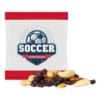 Promotional fruity nut mix