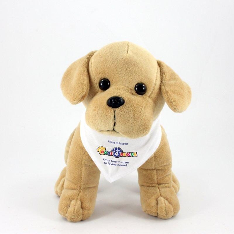 Labrador Dog Soft Toy