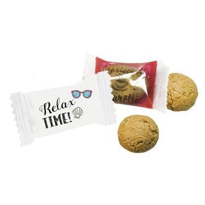 Promotional Amarettini Biscuit