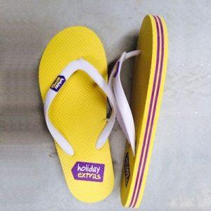 Customised Flip Flops