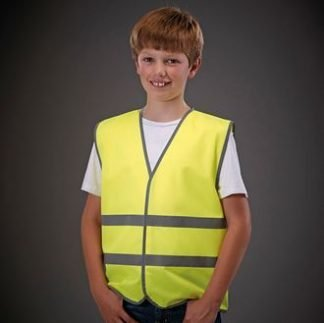 Kids High Visibility waistcoat