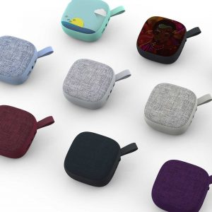 The Gillie Fabric Speaker Colours