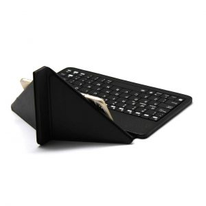 Bluetooth Keyboard with the built-in stand