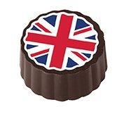 Logo Chocolates with Union Jack