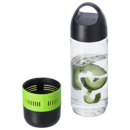 Bluetooth Sports Water Bottle Speaker Detached