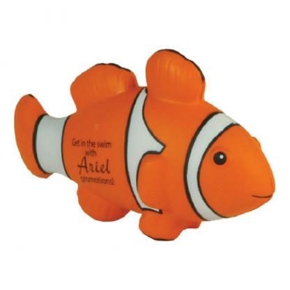 Clownfish Stress Toy