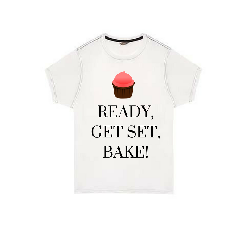 Ready, Get set, Bake! T-shirt