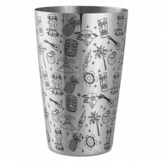 Patterned Cocktail Cup
