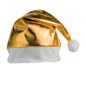 Shiny Santa Hats