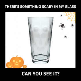 Halloween 2018 - Scary Glass