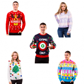 Promotional Christmas Jumpers